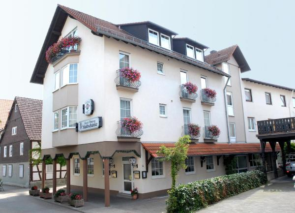 Hotel Restaurant Stadtschänke ☆ Bad König, Odenwald, Germany (1 ...