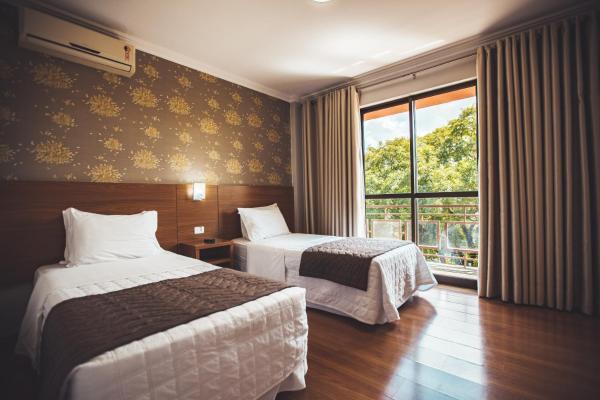 rafain palace hotel foz do iguaçu centro
