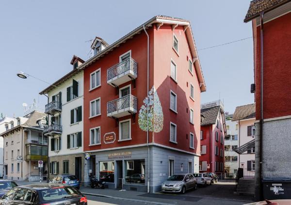 Swiss Star West End ☆ 3. Wiedikon, Zürich, Switzerland (2 guest ...