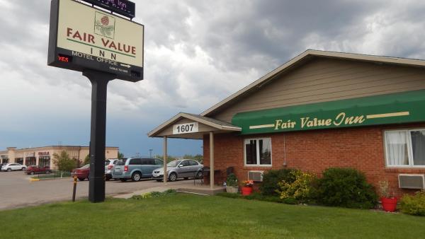 Fair Value Inn - Rapid City 2* ☆ Rapid City, Black Hills National ...