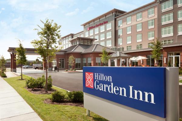 hilton garden inn boston logan airport - Hilton Garden Inn Boston Logan Airport