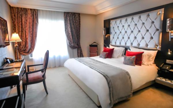 The Russelior Hotel Spa 5 Hammamet Hammamet Region Tunisia