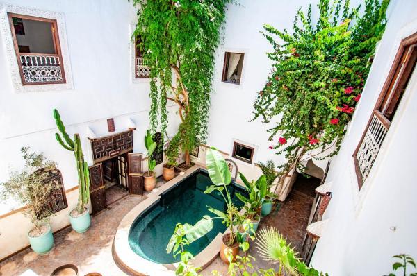Hotel Spa Riad Dar El Aila Marrakech Marrakech Morocco 31