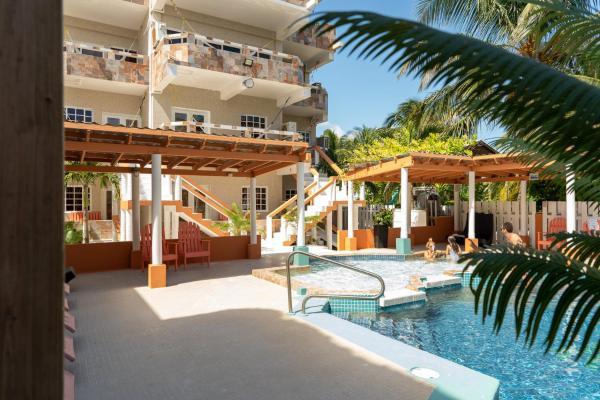 Beach Resort Caye Caulker Belize
