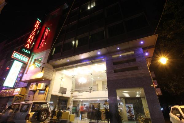 Hotel Krishna Plaza 3* ➜ Paharganj, New Delhi, India (9