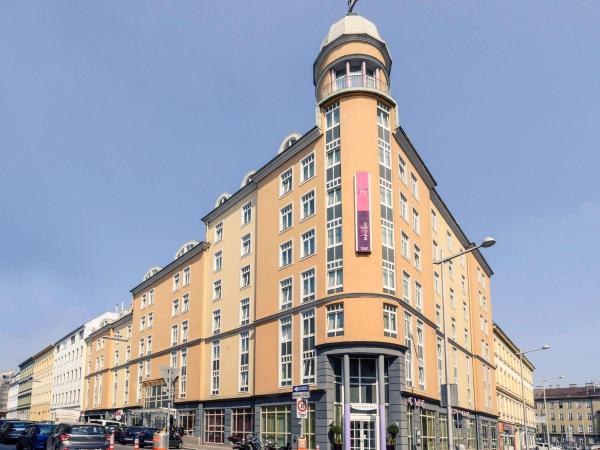 Hotel Mercure Wien Westbahnhof 4 Vienna Vienna Austria 56