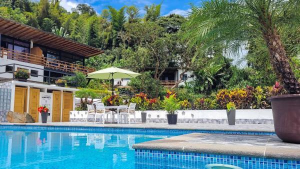 Las Terrazas De Dana Lodge 4 Mindo Ecuador 4 Guest